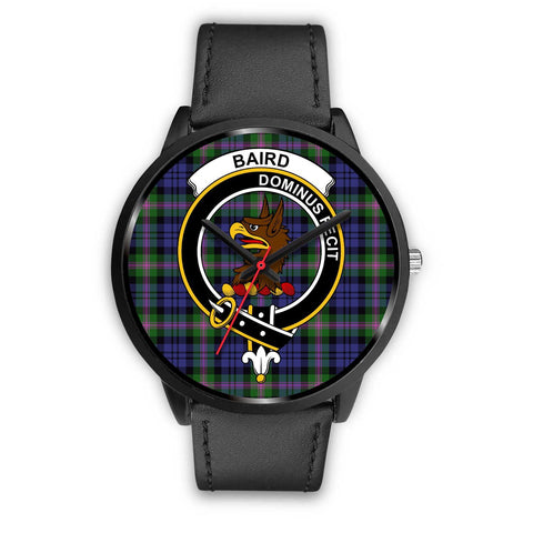 Baird Modern Clans ,Black Metal Mesh watch, leather steel watch, tartan watch, tartan watches, clan watch, scotland watch, merry christmas, cyber Monday, halloween, black Friday
