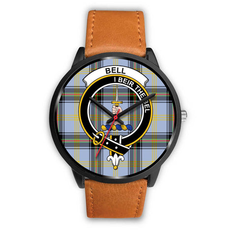Bell of the Borders Clans ,Pink Leather watch, leather steel watch, tartan watch, tartan watches, clan watch, scotland watch, merry christmas, cyber Monday, halloween, black Friday