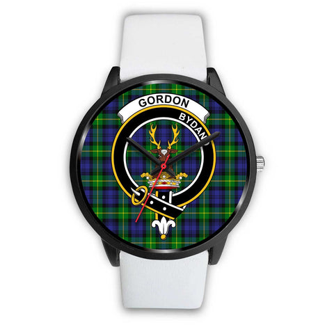 Gordon Modern Clans ,Silver Metal Mesh watch, leather steel watch, tartan watch, tartan watches, clan watch, scotland watch, merry christmas, cyber Monday, halloween, black Friday