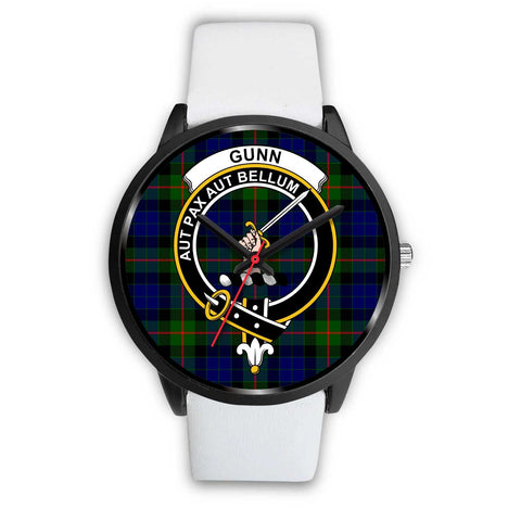 Gunn Modern Clans ,Silver Metal Mesh watch, leather steel watch, tartan watch, tartan watches, clan watch, scotland watch, merry christmas, cyber Monday, halloween, black Friday