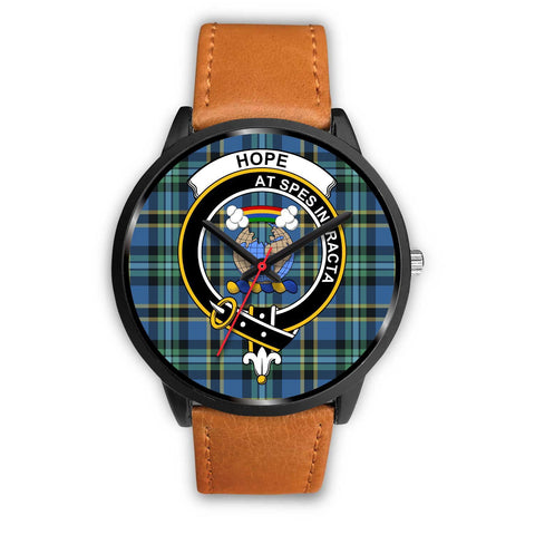 Hope Clans ,Pink Leather watch, leather steel watch, tartan watch, tartan watches, clan watch, scotland watch, merry christmas, cyber Monday, halloween, black Friday