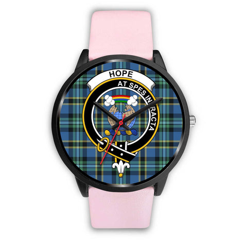 Hope Clans ,Silver Metal Link watch, leather steel watch, tartan watch, tartan watches, clan watch, scotland watch, merry christmas, cyber Monday, halloween, black Friday