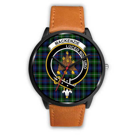 MacKenzie Modern Clans ,Pink Leather watch, leather steel watch, tartan watch, tartan watches, clan watch, scotland watch, merry christmas, cyber Monday, halloween, black Friday