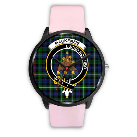 MacKenzie Modern Clans ,Silver Metal Link watch, leather steel watch, tartan watch, tartan watches, clan watch, scotland watch, merry christmas, cyber Monday, halloween, black Friday