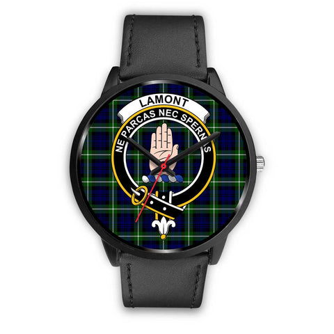 Lamont Modern Clans ,Black Metal Mesh watch, leather steel watch, tartan watch, tartan watches, clan watch, scotland watch, merry christmas, cyber Monday, halloween, black Friday