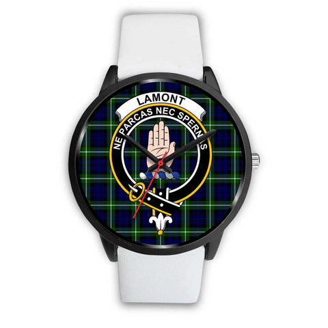 Lamont Modern Clans ,Silver Metal Mesh watch, leather steel watch, tartan watch, tartan watches, clan watch, scotland watch, merry christmas, cyber Monday, halloween, black Friday