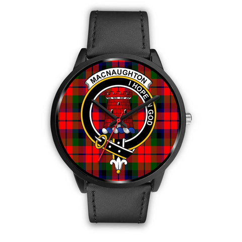 MacNaughton Modern Clans ,Black Metal Mesh watch, leather steel watch, tartan watch, tartan watches, clan watch, scotland watch, merry christmas, cyber Monday, halloween, black Friday