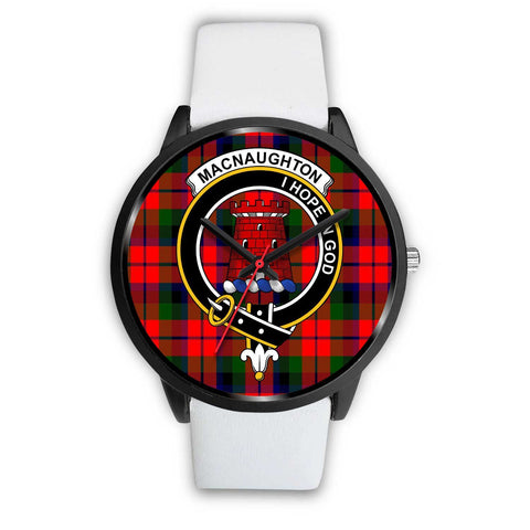 MacNaughton Modern Clans ,Silver Metal Mesh watch, leather steel watch, tartan watch, tartan watches, clan watch, scotland watch, merry christmas, cyber Monday, halloween, black Friday