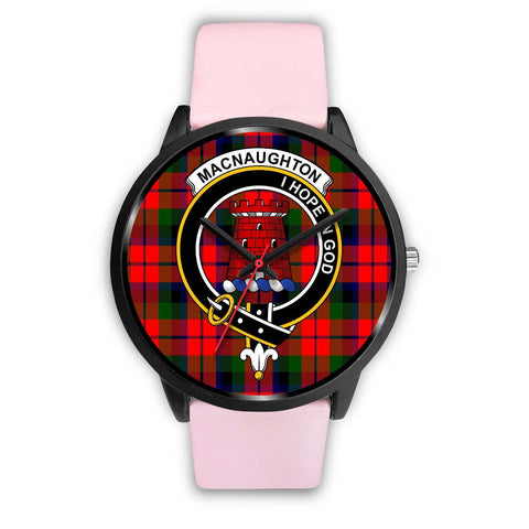 MacNaughton Modern Clans ,Silver Metal Link watch, leather steel watch, tartan watch, tartan watches, clan watch, scotland watch, merry christmas, cyber Monday, halloween, black Friday