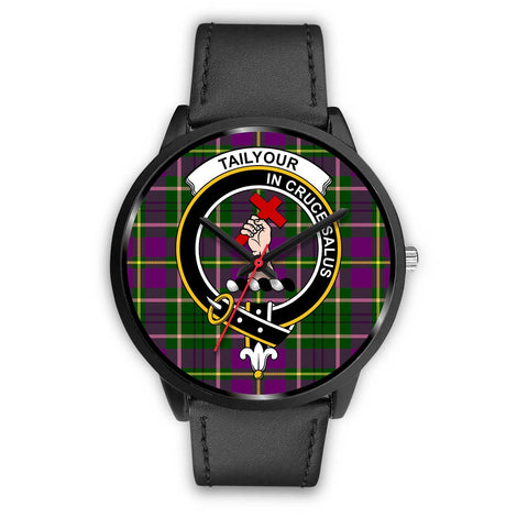 Taylor Clans ,Black Metal Mesh watch, leather steel watch, tartan watch, tartan watches, clan watch, scotland watch, merry christmas, cyber Monday, halloween, black Friday