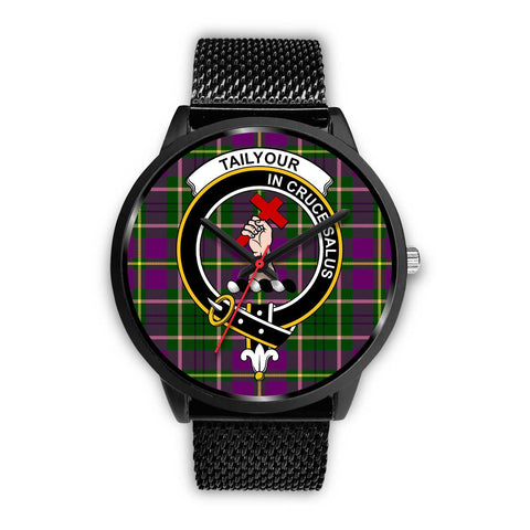 Taylor Clans ,Rose Gold Metal Mesh watch, leather steel watch, tartan watch, tartan watches, clan watch, scotland watch, merry christmas, cyber Monday, halloween, black Friday
