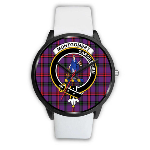 Montgomery Modern Clans ,Silver Metal Mesh watch, leather steel watch, tartan watch, tartan watches, clan watch, scotland watch, merry christmas, cyber Monday, halloween, black Friday