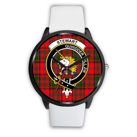Stewart of Appin Clans ,Silver Metal Mesh watch, leather steel watch, tartan watch, tartan watches, clan watch, scotland watch, merry christmas, cyber Monday, halloween, black Friday