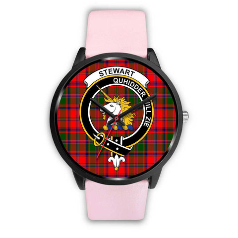 Stewart of Appin Clans ,Silver Metal Link watch, leather steel watch, tartan watch, tartan watches, clan watch, scotland watch, merry christmas, cyber Monday, halloween, black Friday
