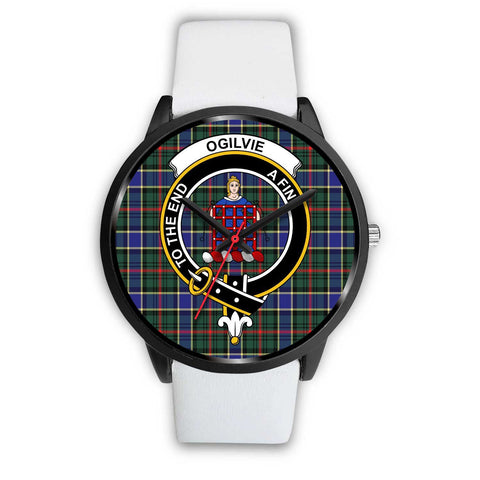 Ogilvie Hunting Modern Clans ,Silver Metal Mesh watch, leather steel watch, tartan watch, tartan watches, clan watch, scotland watch, merry christmas, cyber Monday, halloween, black Friday