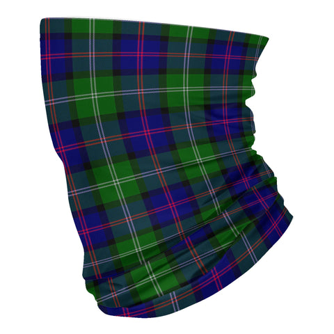 Scottish MacThomas Modern Tartan Neck Gaiter  (USA Shipping Line)