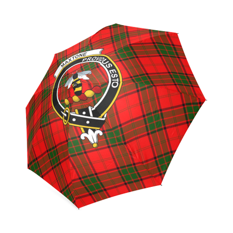 Image of Maxtone Crest Tartan Umbrella