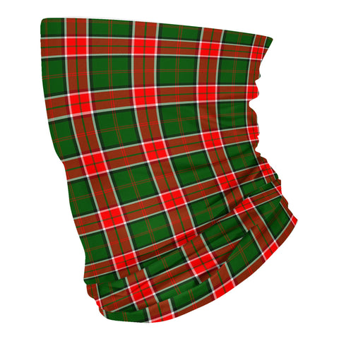 Image of Scottish Pollock Modern Tartan Neck Gaiter  (USA Shipping Line)