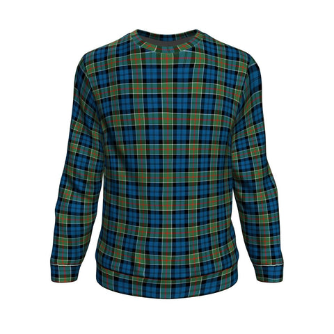 Tartan Sweatshirt - Clan Colquhoun Ancient Sweatshirt For Men & Women