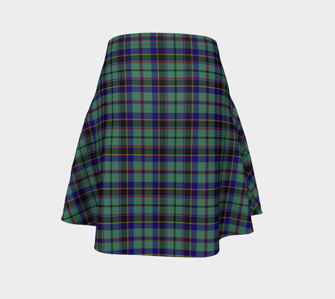 Image of Tartan Flared Skirt - Stevenson |Over 500 Tartans | Special Custom Design | Love Scotland