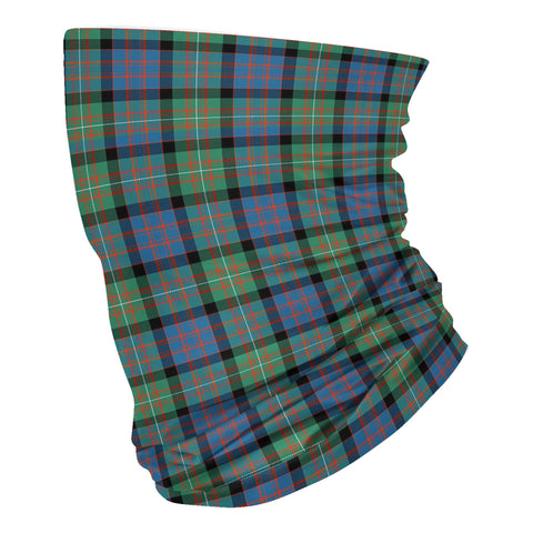 Scottish MacDonnell of Glengarry Ancient Tartan Neck Gaiter  (USA Shipping Line)