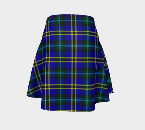 Tartan Flared Skirt - Weir Modern |Over 500 Tartans | Special Custom Design | Love Scotland