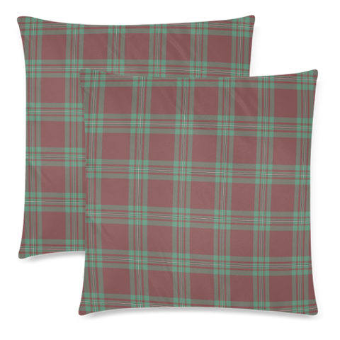 Image of MacGregor Hunting Ancient decorative pillow covers, MacGregor Hunting Ancient tartan cushion covers, MacGregor Hunting Ancient plaid pillow covers