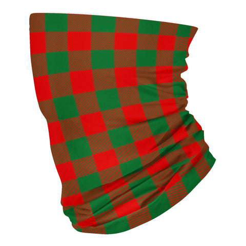 Scottish Moncrieffe Tartan Neck Gaiter  (USA Shipping Line)