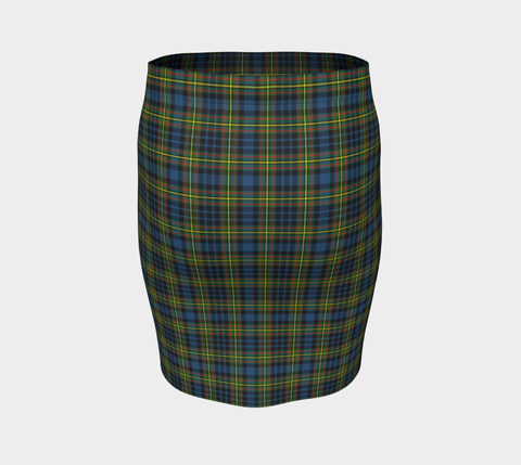 Image of Tartan Fitted Skirt - MacLellan Ancient | Special Custom Design