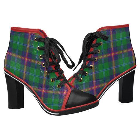 Tartan Heel - Young Modern | Hot Sale | Online Orders Only | 500 Tartans