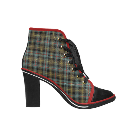 Image of Tartan Heel - Farquharson Weathered | Hot Sale | Online Orders Only | 500 Tartans