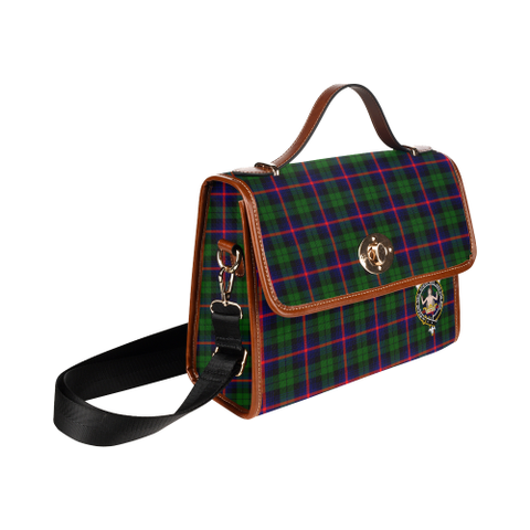 Image of Urquhart Clan Tartan Canvas Bag | Special Custom Design
