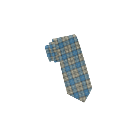 Image of Tartan Necktie - Napier Ancient Tie