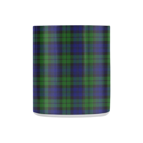 ScottishShop Insulated Mug - Bannatyne Tartan Insulated Mug - Clan Badge