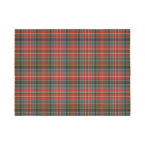 Image of Macpherson Weathered Tartan Tapestry
