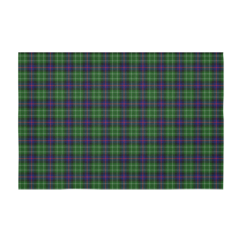 Image of Leslie Hunting Tartan Tablecloth | Home Decor