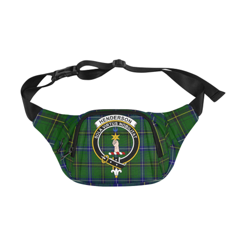 Image of Henderson Tartan Fanny Pack | Tartan Bum Bag| Hot Sale