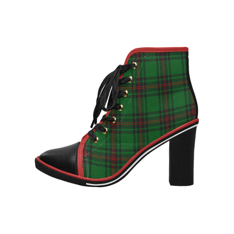 Tartan Heel - Fife District | Hot Sale | Online Orders Only | 500 Tartans