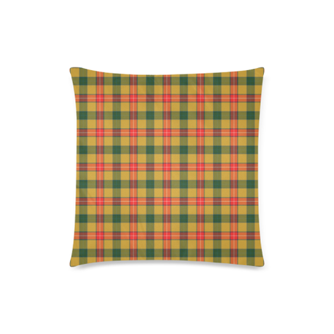 Image of Baxter decorative pillow covers, Baxter tartan cushion covers, Baxter plaid pillow covers