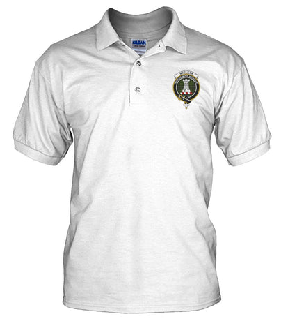 MacLean Tartan Polo T-shirt for Men and Women
