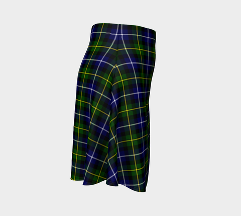 Tartan Flared Skirt - MacNeill of Barra Modern |Over 500 Tartans | Special Custom Design | Love Scotland