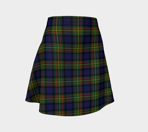 Tartan Flared Skirt - MacLaren Modern |Over 500 Tartans | Special Custom Design | Love Scotland