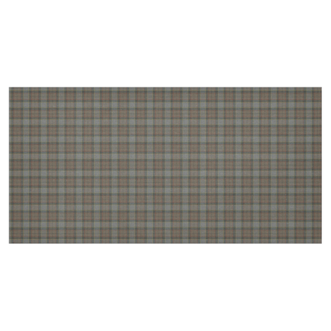 Image of Outlander Fraser Tartan Tablecloth | Home Decor