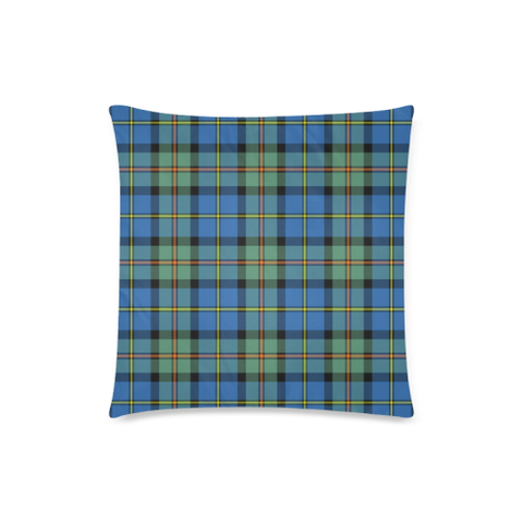 Image of MacLeod of Harris Ancient decorative pillow covers, MacLeod of Harris Ancient tartan cushion covers, MacLeod of Harris Ancient plaid pillow covers