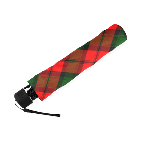 Image of Kerr Modern Crest Tartan Umbrella