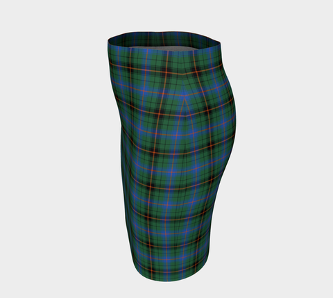 Image of Tartan Fitted Skirt - Davidson Ancient | Special Custom Design