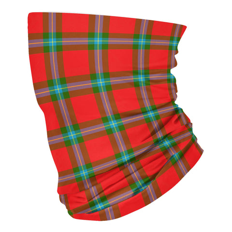 Scottish MacLaine of Loch Buie Tartan Neck Gaiter  (USA Shipping Line)