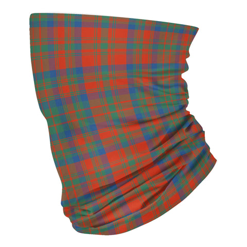 Scottish Matheson Ancient Tartan Neck Gaiter  (USA Shipping Line)