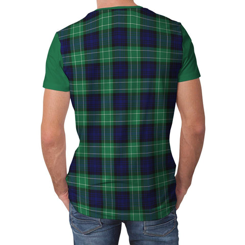 Image of Tartan T-Shirt - Clan Abercrombie Plaid T-Shirt For Men And Women