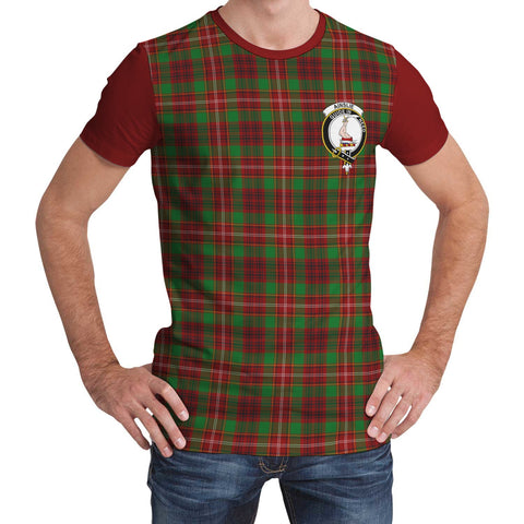 Image of Tartan T-Shirt - Clan Ainslie Plaid T-Shirt For Men And Women